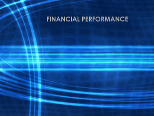 Business financial report free download