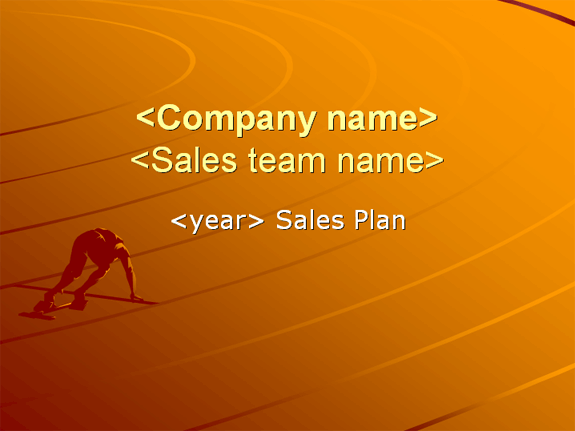 Yearly Sales Plan Presentation 2