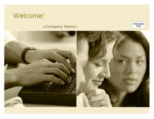 Employee orientation presentation free download