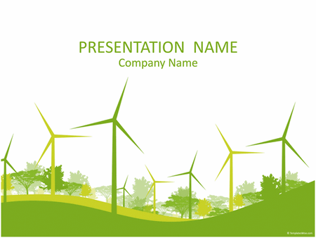 Renewable energy presentation free download