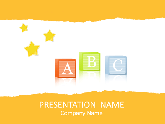 Primary school presentation free download