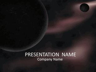 Space presentation free download