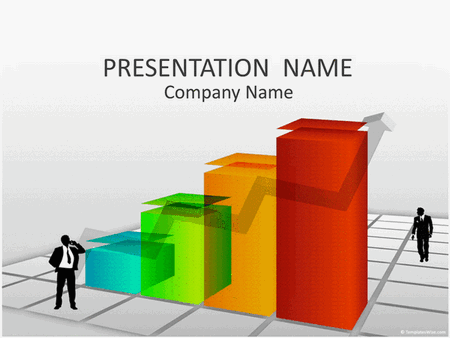 Rising Trend Business Presentation