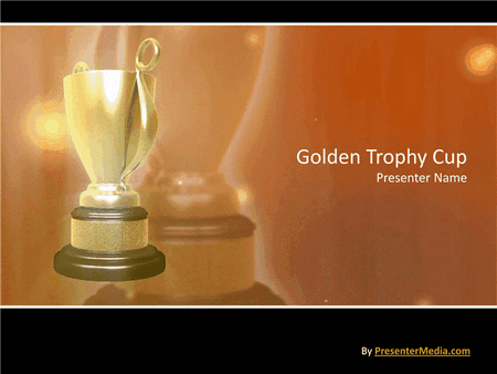 Golden Trophy Presentation