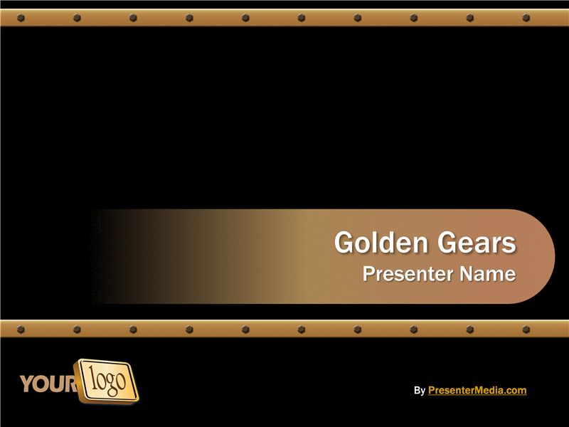 Golden gears presentation free download