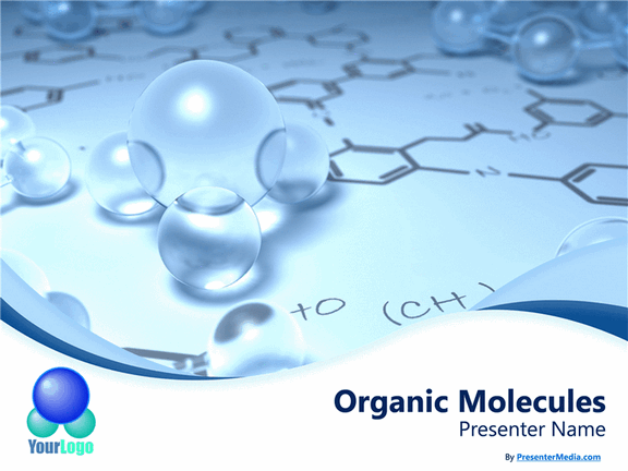 Organic molecules presentation free download
