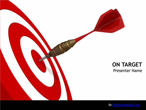 On target presentation free download