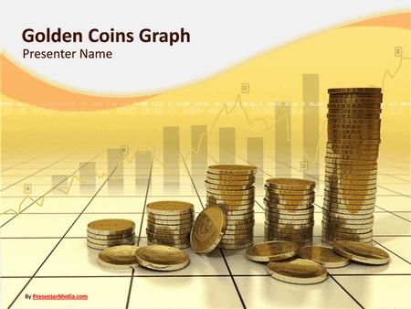 Golden coins presentation free download