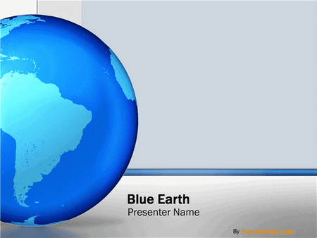 Blue Earth Presentation