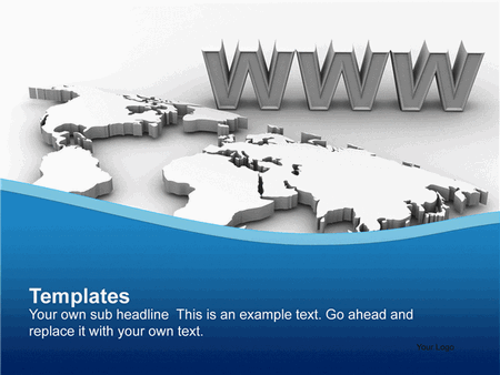 World Wide Web presentation free download