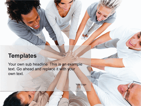 Teamwork presentation free download