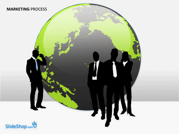 Marketing process presentation free download
