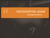 Music Class Presentation