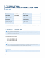 Business Project Change Of Authorization Hipaa Privacy Rights Request...