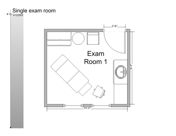 Medical And Healthcare Office Layout