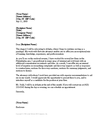 Superb Cover Letter For A Paralegal Position Paralegal Cover Letter Sample Great Cover  Letter Tip For Paralegal ...