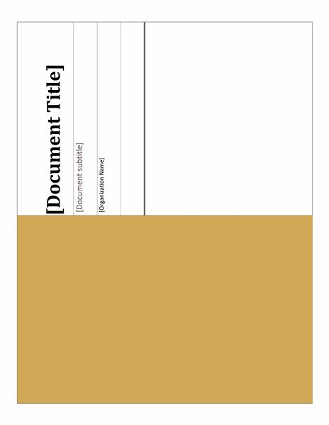 Report (academic Design)