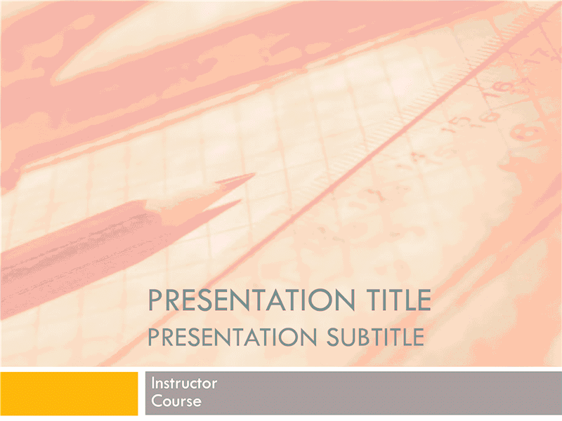 02 Academic Presentation For College Course