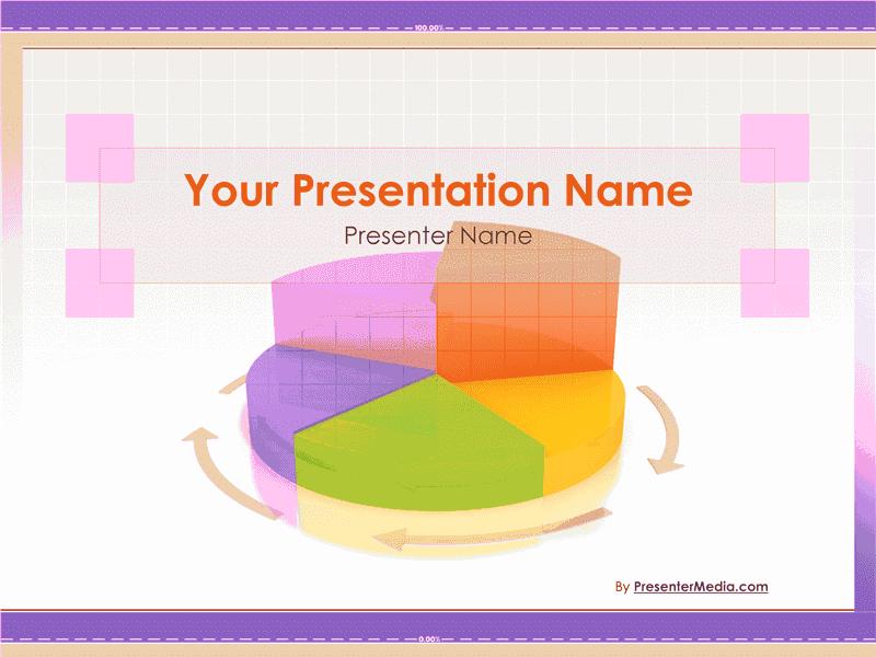 02 Animated Business Pie Chart Presentation