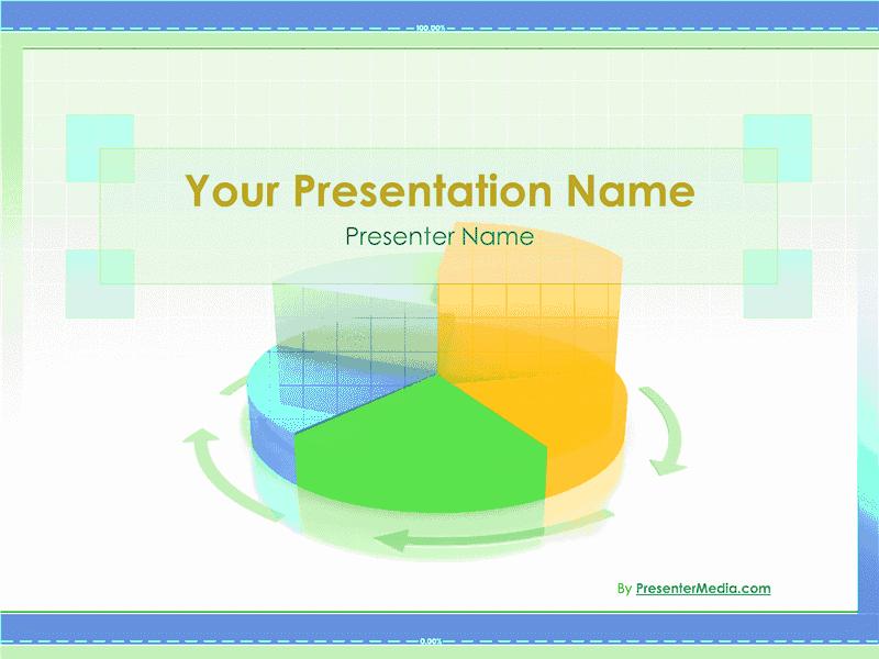 03 Animated Business Pie Chart Presentation