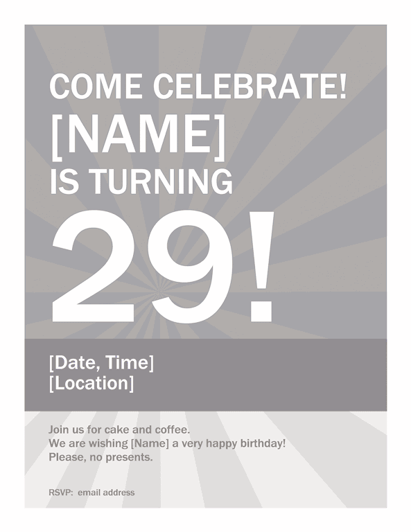 Download Samples-2 Birthday Wanted Poster Template