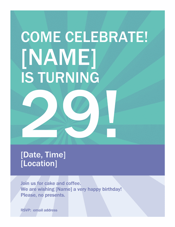 Download Samples-4 Birthday Wanted Poster Template