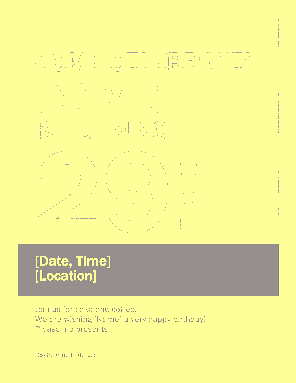 Download Samples-5 Birthday Wanted Poster Template
