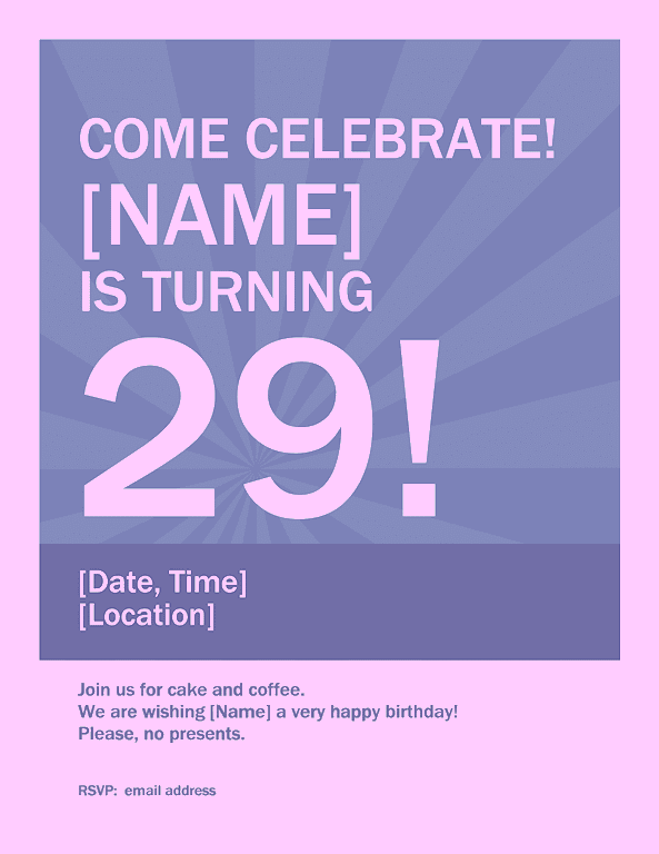 Download Samples-6 Birthday Wanted Poster Template