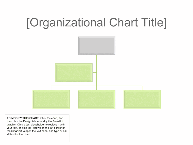 02 Business Organizational Chart