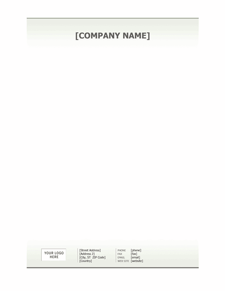 download letterhead for microsoft office software its a free letterhead as ms office templates. Black Bedroom Furniture Sets. Home Design Ideas