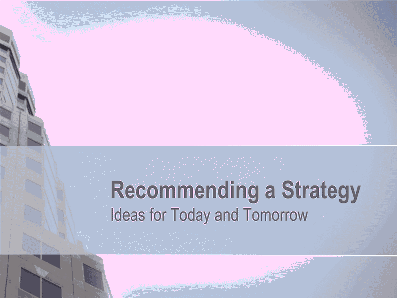 02 Business Strategy Presentation