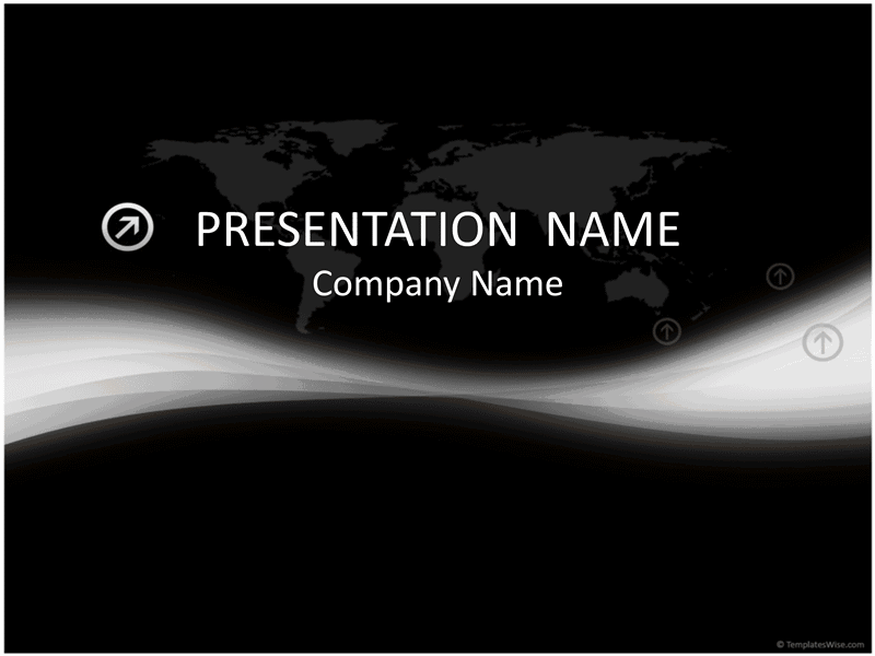 01 Light Streams Business Presentation