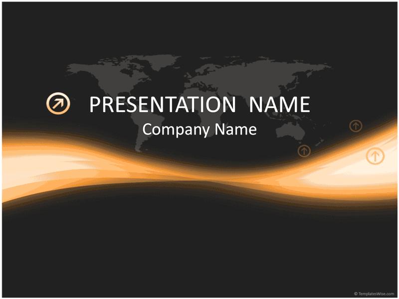 03 Light Streams Business Presentation
