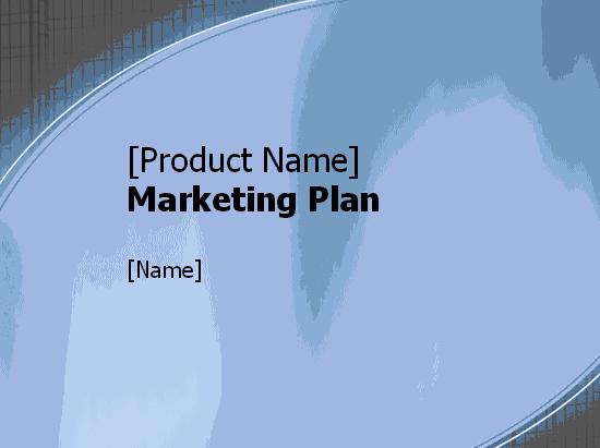 01 Marketing Plan Presentation