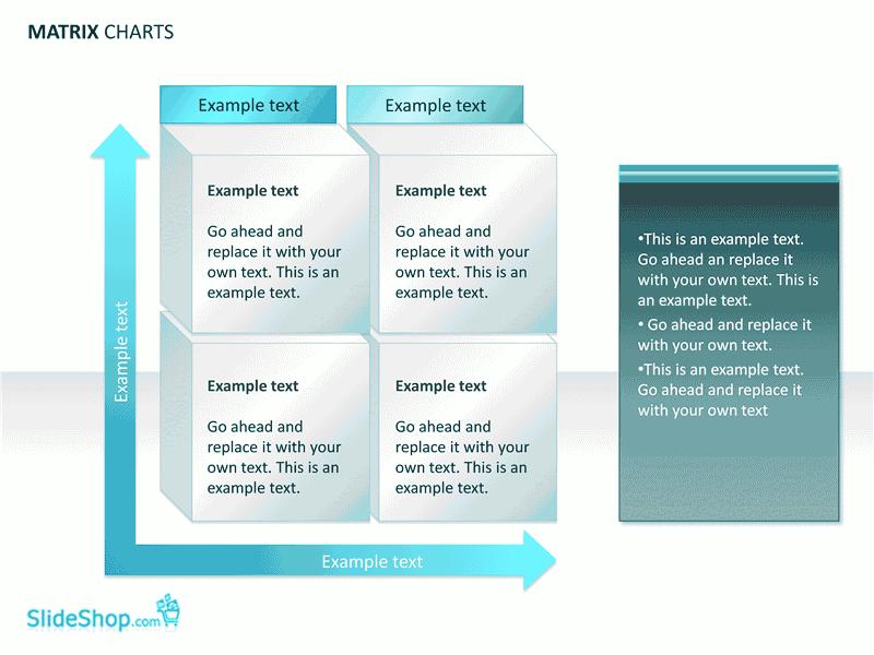 03 Matrix Chart Examples (15 Slides)