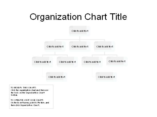 Download 02 Organizational Chart (basic Layout)