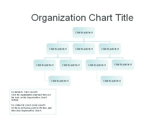 Download 03 Organizational Chart (basic Layout)