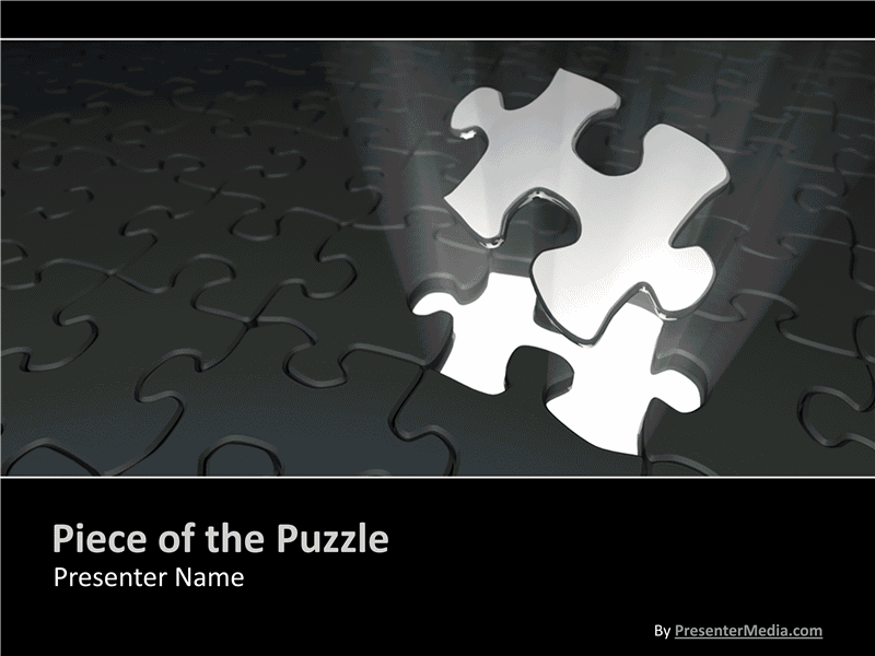 Download 01 Piece Of The Puzzle Presentation
