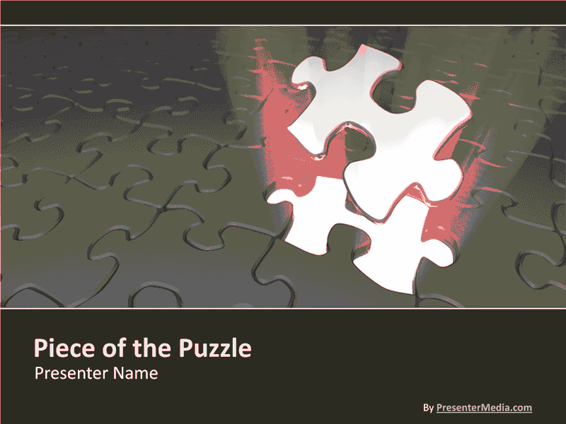 Download 02 Piece Of The Puzzle Presentation