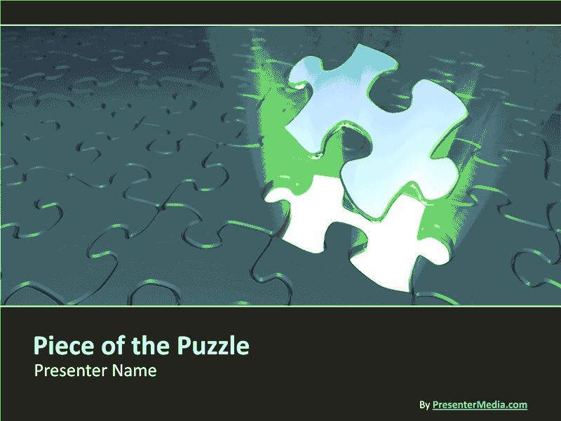 Download 03 Piece Of The Puzzle Presentation
