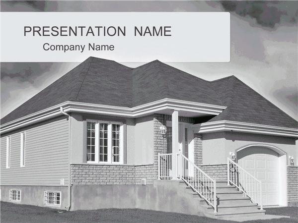 01 Private House Business Presentation