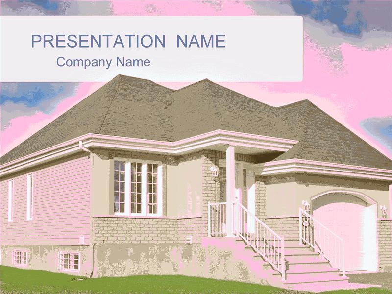 02 Private House Business Presentation