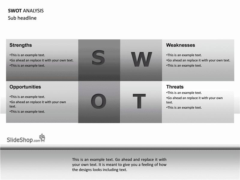 01 Swot Analysis Examples