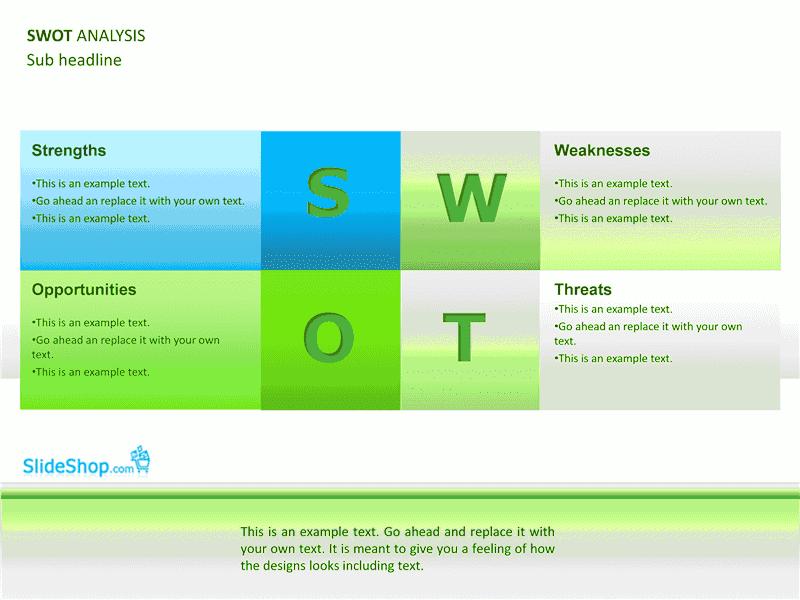 03 Swot Analysis Examples