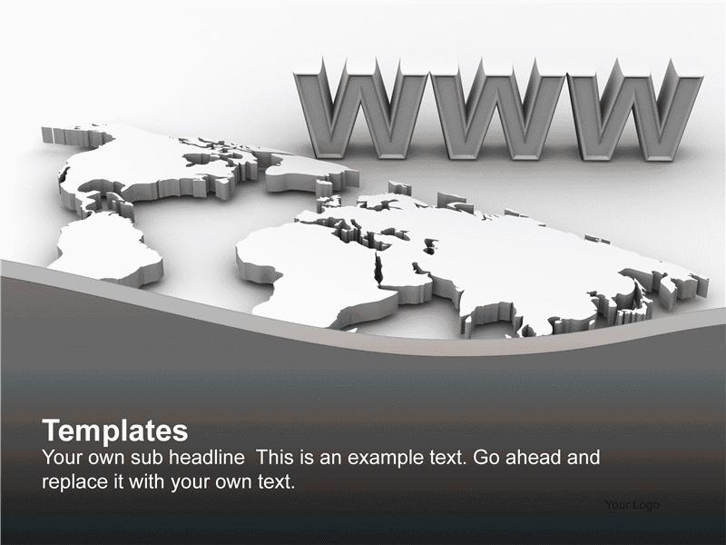 01 World Wide Web Technology Presentation
